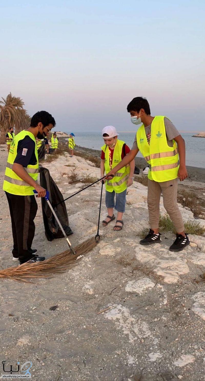 """أمانة الشرقية: رفع (500) طن من النفايات إجمالي جهود حملة """" شيل كيستك ونظف ديرتك """" منذ بدء الحملة"""
