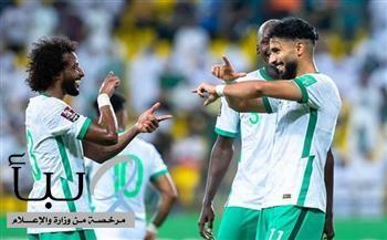 المنتخب السعودي يواجه نظيره العماني غداً في تصفيات كأس العالم ٢٠٢٢