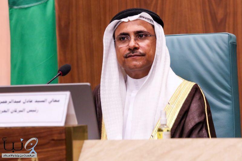 رئيس البرلمان العربي يشيد بإطلاق الرئيس المصري الإستراتيجية الوطنية الأولى لحقوق الإنسان
