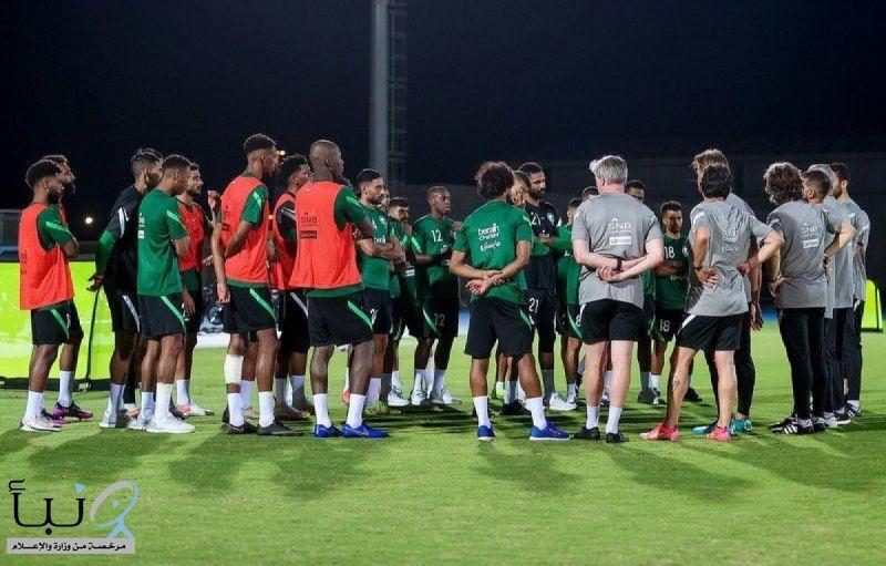 غدا.. الأخضر يلتقي بالمنتخب الياباني في التصفيات الآسيوية المؤهلة لكأس العالم 2022