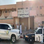 """دوريات """"هيئة #الرياض"""" تتأهب ل #الاختبارات وتحذر من المغررين بالشباب."""