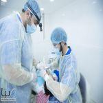 قوافل جامعة القصيم التطوعية لطب الأسنان تختتم حملتها بمحافظة النبهانية