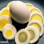 فوائد البيض المسلوق على الإفطار..يمنع 4 أمراض ويقوي العظام