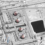 أمريكا تكشف عن صور للهجمات على معملي أرامكو