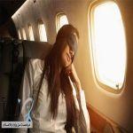 لمعتادي النوم في الطائرة والمواصلات.. احذروا الخطر القاتل