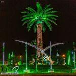 أمانة منطقة الباحة تنهي استعدادها للاحتفاء باليوم الوطني الـ 89