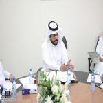فريق عمل برئاسة أ. فهد الممخور لتوحيد آلية للأعمال التطوعية والشراكات المجتمعية