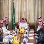 سمو أمير الجوف يرأس اجتماعًا للمجلس المحلي بالقريات ويؤكد على دورهم في تحقيق رؤية 2030م
