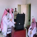 الأحوال المدنية بمنطقة الجوف تقدم خدماتها لفرع الرئاسة العامة لهيئة الأمر بالمعروف بالمنطقة