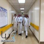 المهندس #القحطاني يتفقد المشاريع التطويرية في مستشفيّي #حوطة بني تميم و#الأفلاج