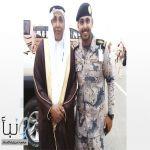 الثبيتي  تخرج من أكاديمية الأمير محمد بن نايف
