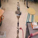 #بمساعدة الطلاب معلم يدخن الشيشة داخل الفصل