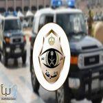 شرطة محافظة طبرجل توقف قائد مركبة متهور بالقوة