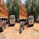 #التجارة تكشف مصير صاحب شاحنة  البصل