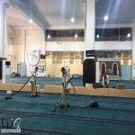 كشافة تعليم القصيم تشارك في تعقيم وتجهيز المساجد