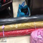 #يلدية_الخرج تضبط عمالة مخالفة تقوم بتصنيع الكمامات