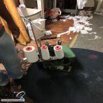ضبط مشغل خياطة مخالف وتحرير 148 مخالفة لمنشآت في الأحساء