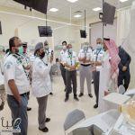 قادة كشافة تعليم مكة المكرمة يزورن مركز الكلى التخصصي بجمعية شفاء