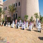سمو أمير منطقة الجوف يكرم المتطوعين والمتطوعات