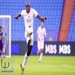 نجم الشباب أسبريلا.. يصل إلى الرياض