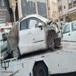 أمانة جدة ترفع 1166 سيارة تالفة خلال شهر يوليو