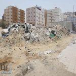 مكة: بلدية الشوقية تُزيل 1500 طن من مخلفات البناء