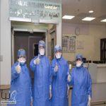 #مستشفى_الولادة_بسكاكا يشهد ثاني حالة ولادة لأم مصابة بكورونا