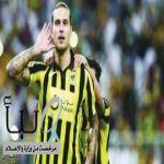 بريجوفيتش مهاجم نادي الاتحاد يصل جدة