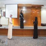 """""""صحة الرياض"""" تدرب منسوبيها على لغة الإشارة"""