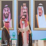 أمير الباحة يتسلم تقرير فرع هيئة الهلال الأحمر السعودي بمنطقة الباحة لجائحة كورونا