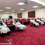 لقاءٌ علميٌ بفرع هيئة الجوف عن دور الهيئة في الأمن الفكري