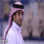 إيقاف رئيس الشباب خالد البلطان لمدة شهرين
