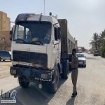 المرور: ضبط قائد الشاحنة الذي قام بالقيادة عكس اتجاه السير #عاجل