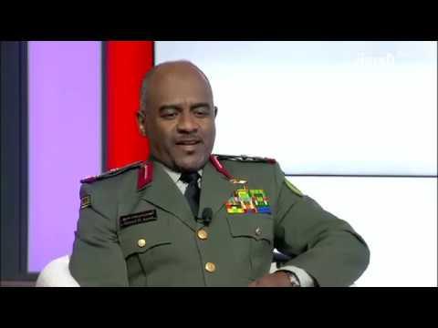 لقاء أحمد عسيري مع تركي الدخيل