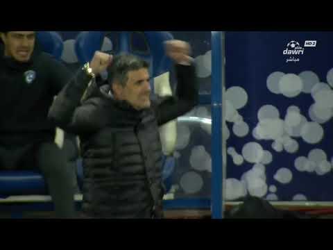 ملخص مباراة الهلال والفتح في الجولة 18 دوري كاس الامير محمد بن سلمان للمحترفين