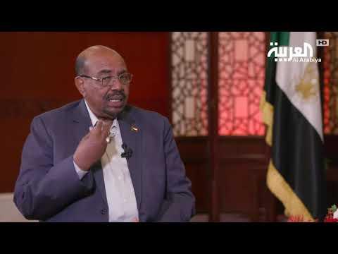 لقاء الرئيس السوداني مع تركي الدخيل
