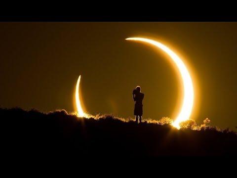 ستة اشياء غريبة تحدث اثناء الكسوف الشمسي